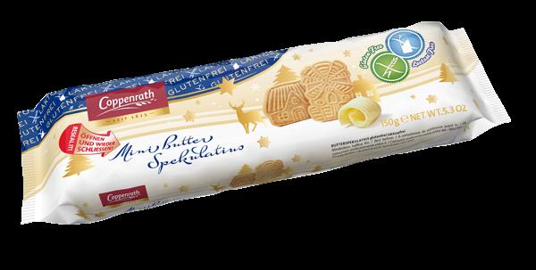 Coppenrath Mini Butter Spekulatius gluten free