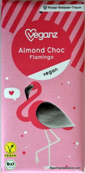 Veganz Almond Choc Flamingo