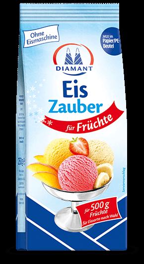 Diamant Ice Cream Magic Fruit