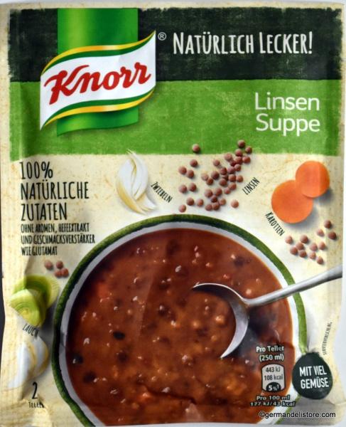 Knorr Natürlich Lecker! Lentil Soup