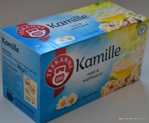 Teekanne Chamomile