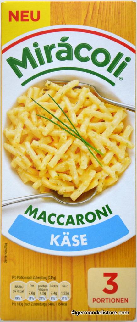 miracoli maccaroni kaese 294g jpg