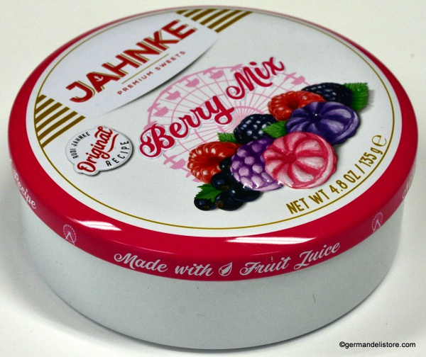 Jahnke Berry Candy Mix