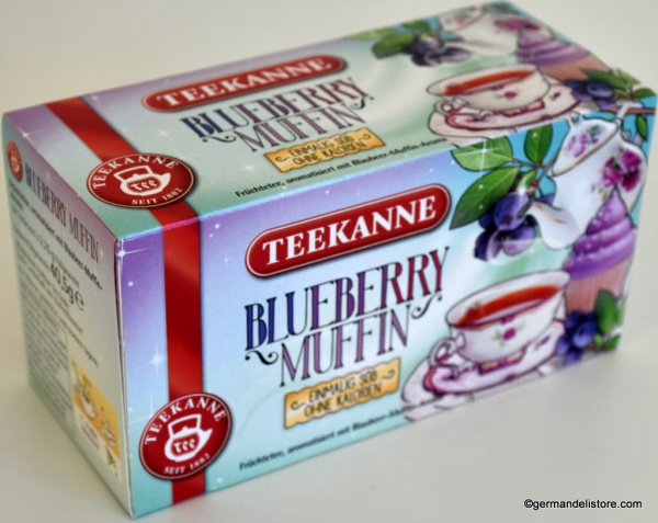 Teekanne Blueberry Muffin