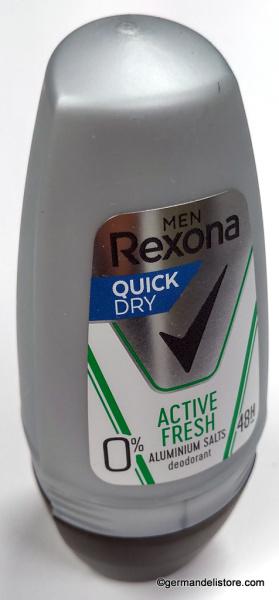 Rexona Men Deo Roll On Active Fresh