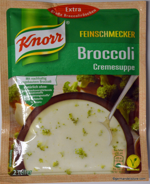 Knorr Gourmet Broccoli Cream Soup