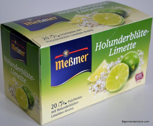 Messmer Elderflower Lime