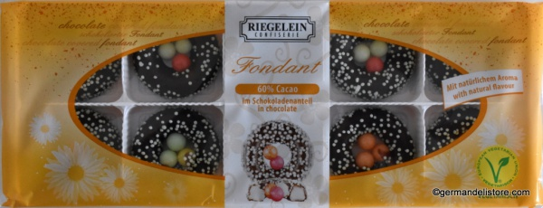 Riegelein Chocolate Covered Fondant Nests