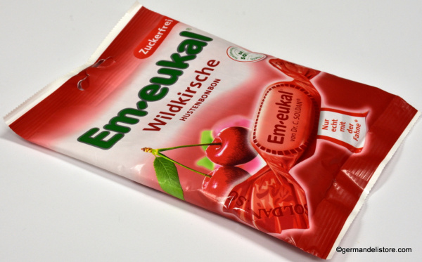 Dr.C.Soldan Em-eukal Wild Cherry sugarfree