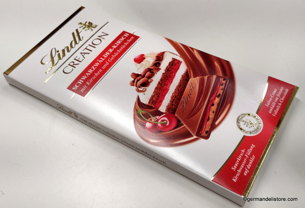 Lindt Creation Black Forest Cherry