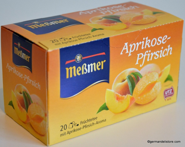 Messmer Apricot Peach