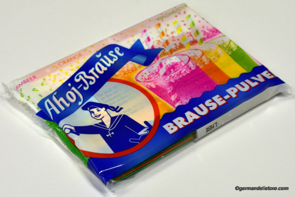 Frigeo Ahoj-Brause Fizzy Powder