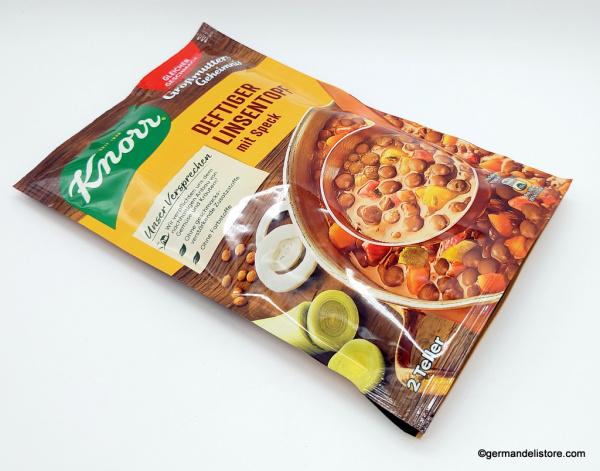Knorr Grandma's Secret Hearty Lentil Stew