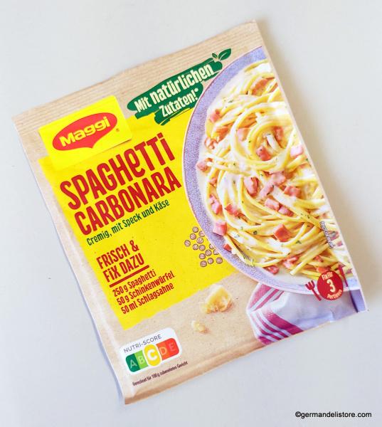 Maggi Fix & Fresh Spaghetti alla Carbonara