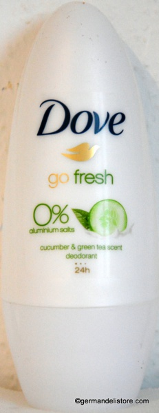 Dove Deo Roll On go fresh Cucumber & Green Tea Scent