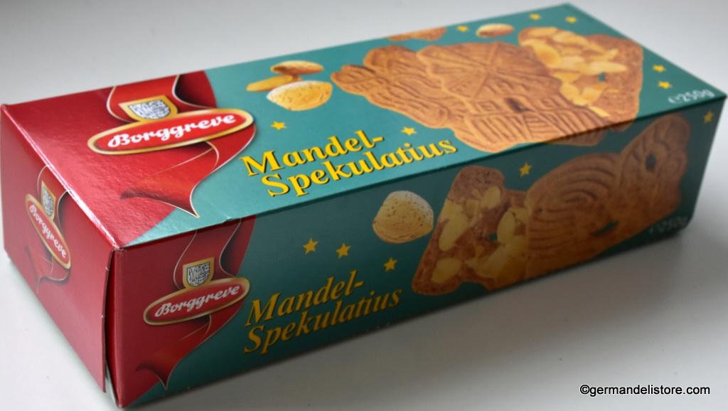 Borggreve Almond Spekulatius Mandel Spekulatius 250g