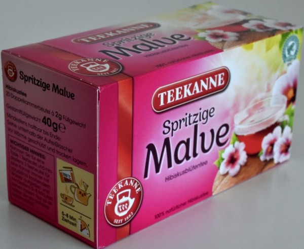 Teekanne Malva