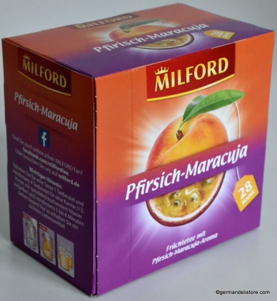 Milford Peach Passion Fruit