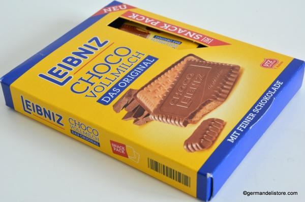 Leibniz Biscuit & More Milk Chocolate