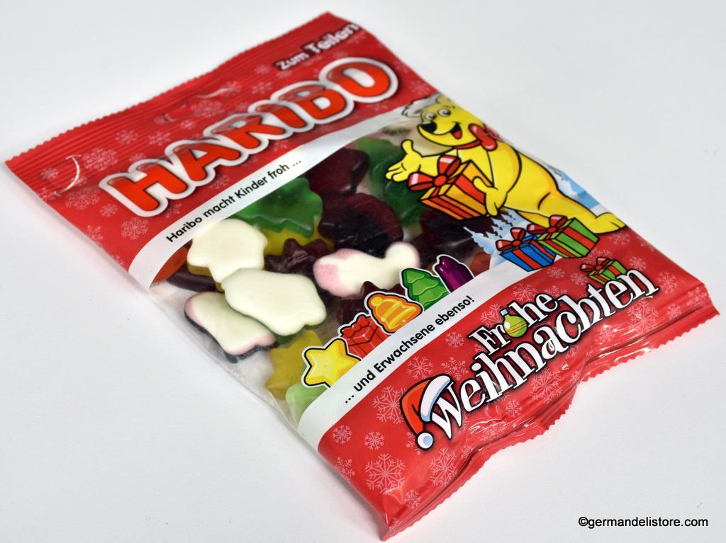 Haribo Weihnachten.Haribo Merry Christmas Gummi Candy 200g