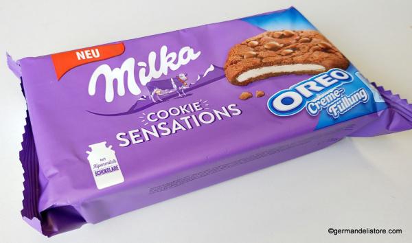 Milka Cookie Sensations Oreo