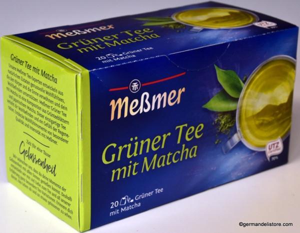 Messmer Green Tea with Matcha