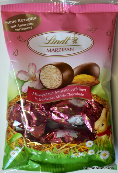 Lindt Marzipan Amaretto Eggs
