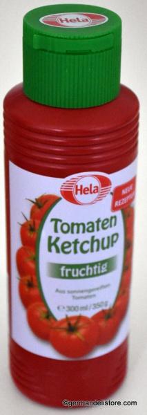 Hela Fruity Tomato Ketchup