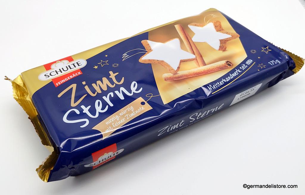 Weihnachtsgebäck Zimtsterne.Schulte Cinnamon Stars Zimtsterne 175g