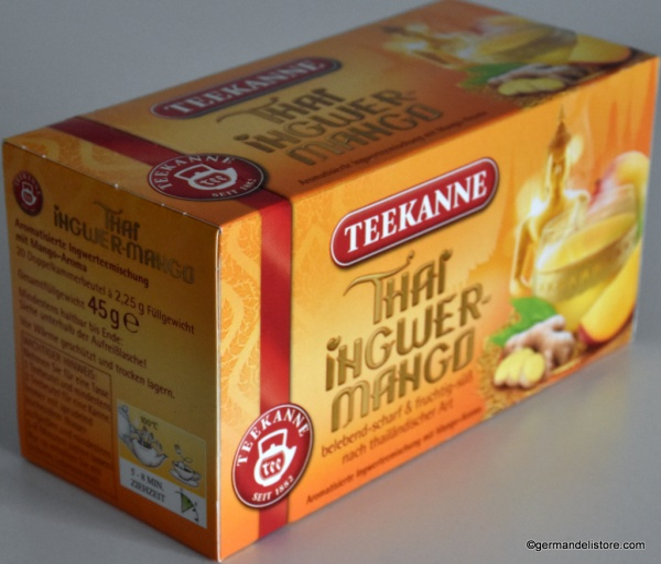 Teekanne Thai Ginger Mango