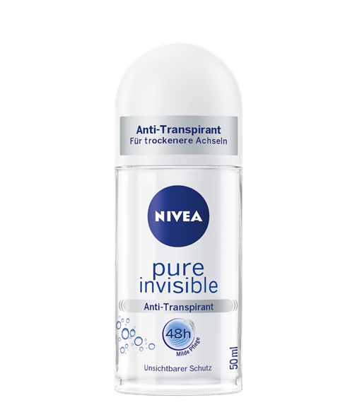 Nivea Deo Roll On Pure Invisible