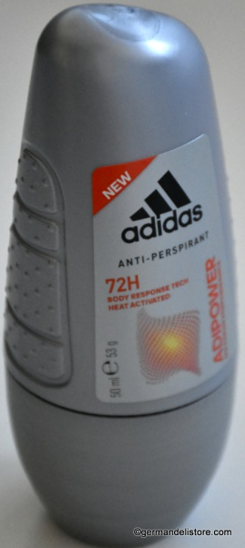 Adidas Deodorant Roll-on Adipower
