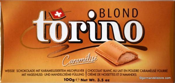 Camille Bloch Torino Blond Caramelise
