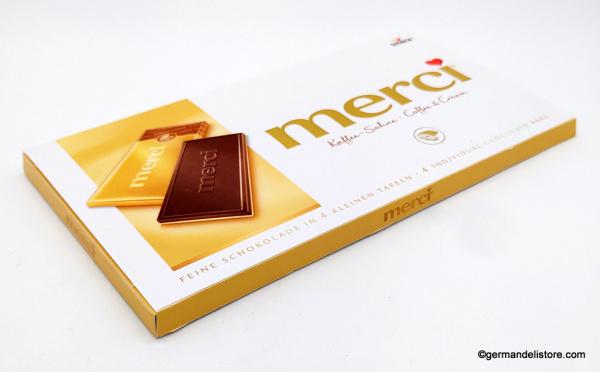 Storck Merci Coffee & Cream