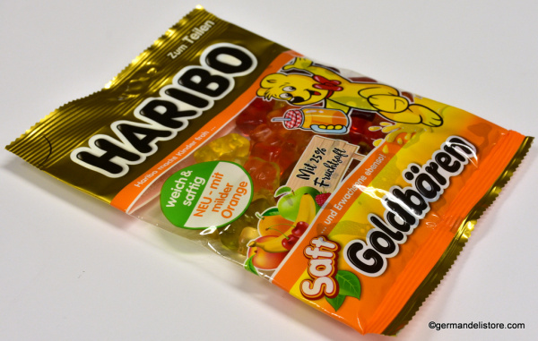 Haribo Juicy Gummy Bears