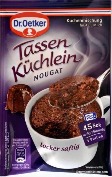 Dr.Oetker Cup Cake Nougat