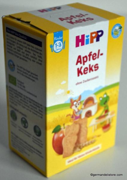 HiPP Apple Biscuit for Kids