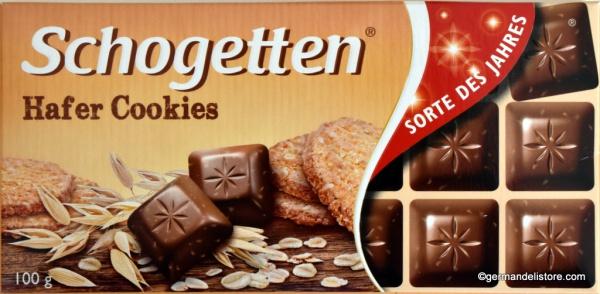Schogetten Oat Cookies