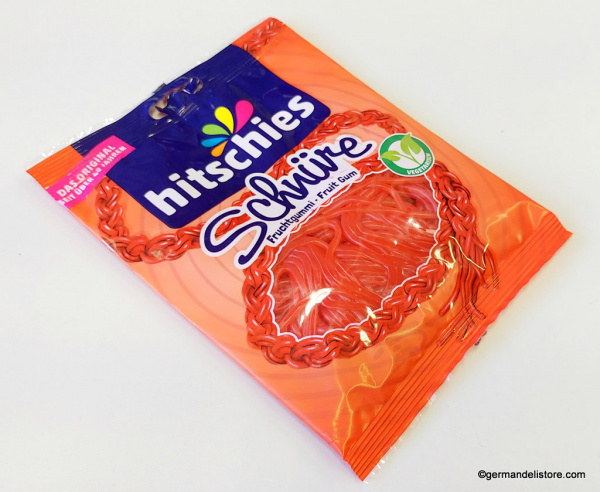Hitschler Strawberry Laces