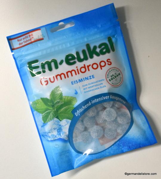 Dr.C. Soldan Em-eukal Gumdrops Ice Mint