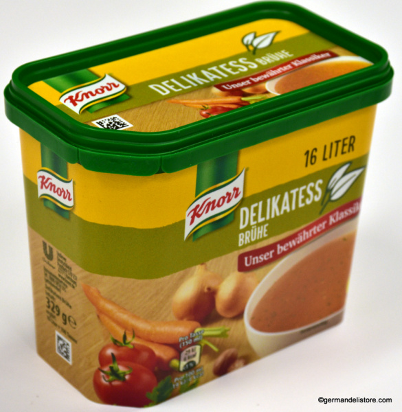 Knorr Delicay Broth