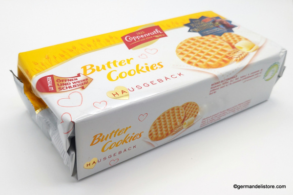 Coppenrath Premium Butter Biscuits