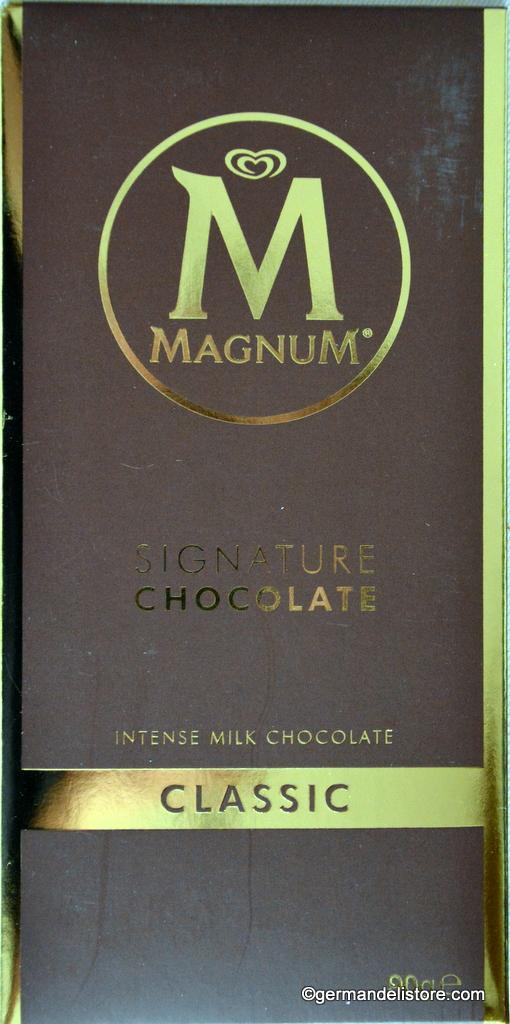 98481a2d2 Magnum Signature Chocolate - Classic