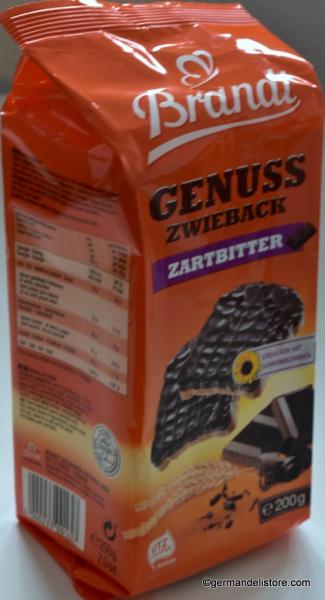Brandt Rusk Dark Chocolate