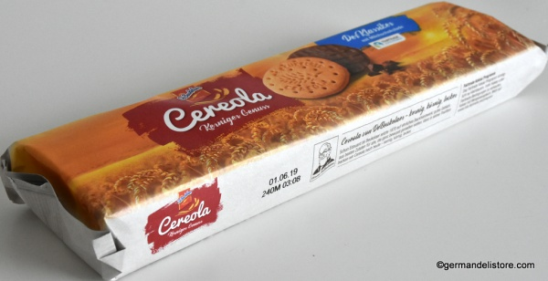DeBeukelaer Cereola Milk Chocolate