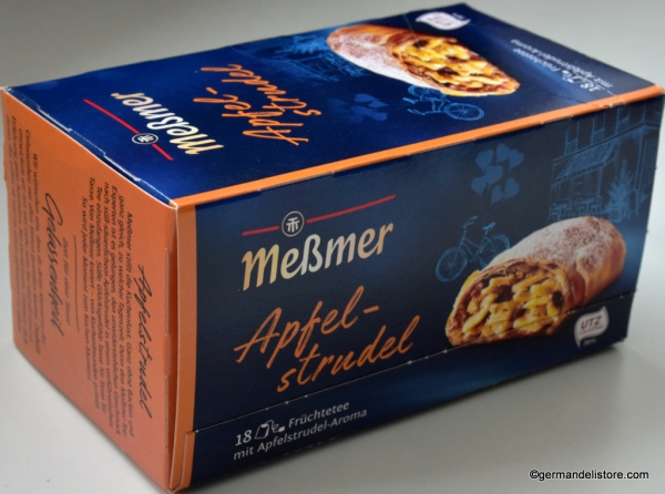 Messmer Apple Strudel