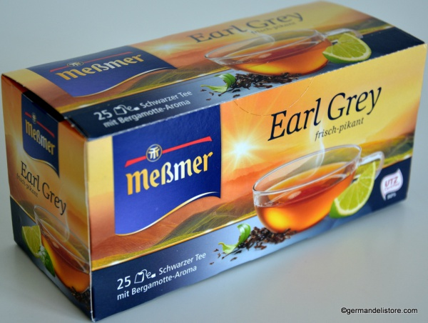 Messmer Black Tea Earl Grey
