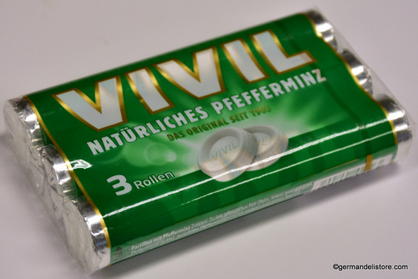 Vivil Original Natural Peppermint Sweets