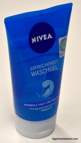 Nivea Refreshing Wash Gel