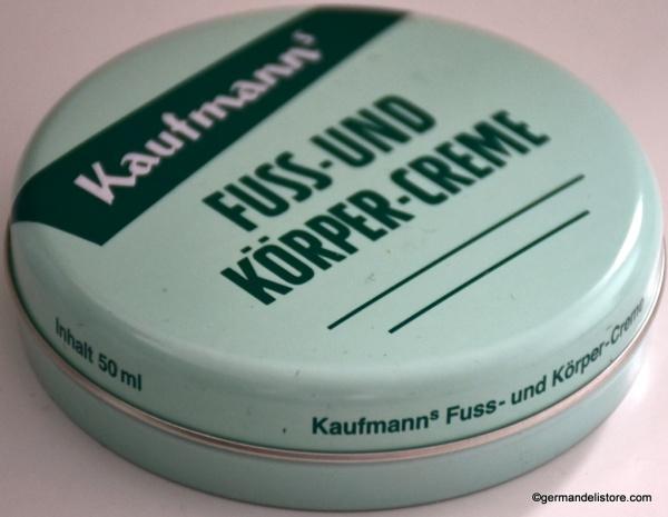 Kaufmann's Foot and Body Cream